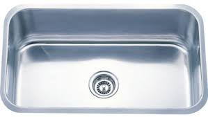 18 gauge stainless undermount kitchen sink single bowl