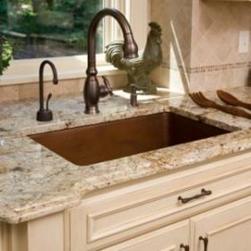 single handle kitchen faucets