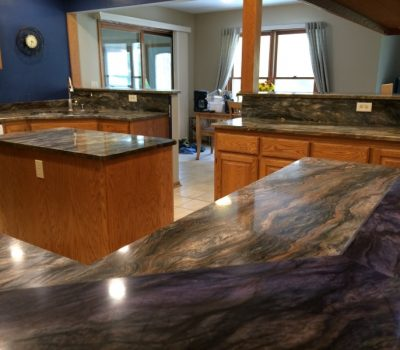 fusion granite kitchen countertops